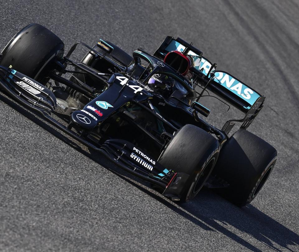 Lewis Hamilton ganó el GP de Eifel e igualó marca de Michael Schumacher en la Fórmula 1 - Automovilismo - Deportes