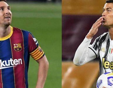 Lionel Messi vs. Cristiano Rionaldo en Champions depende de un examen de coronavirus - Fútbol Internacional - Deportes