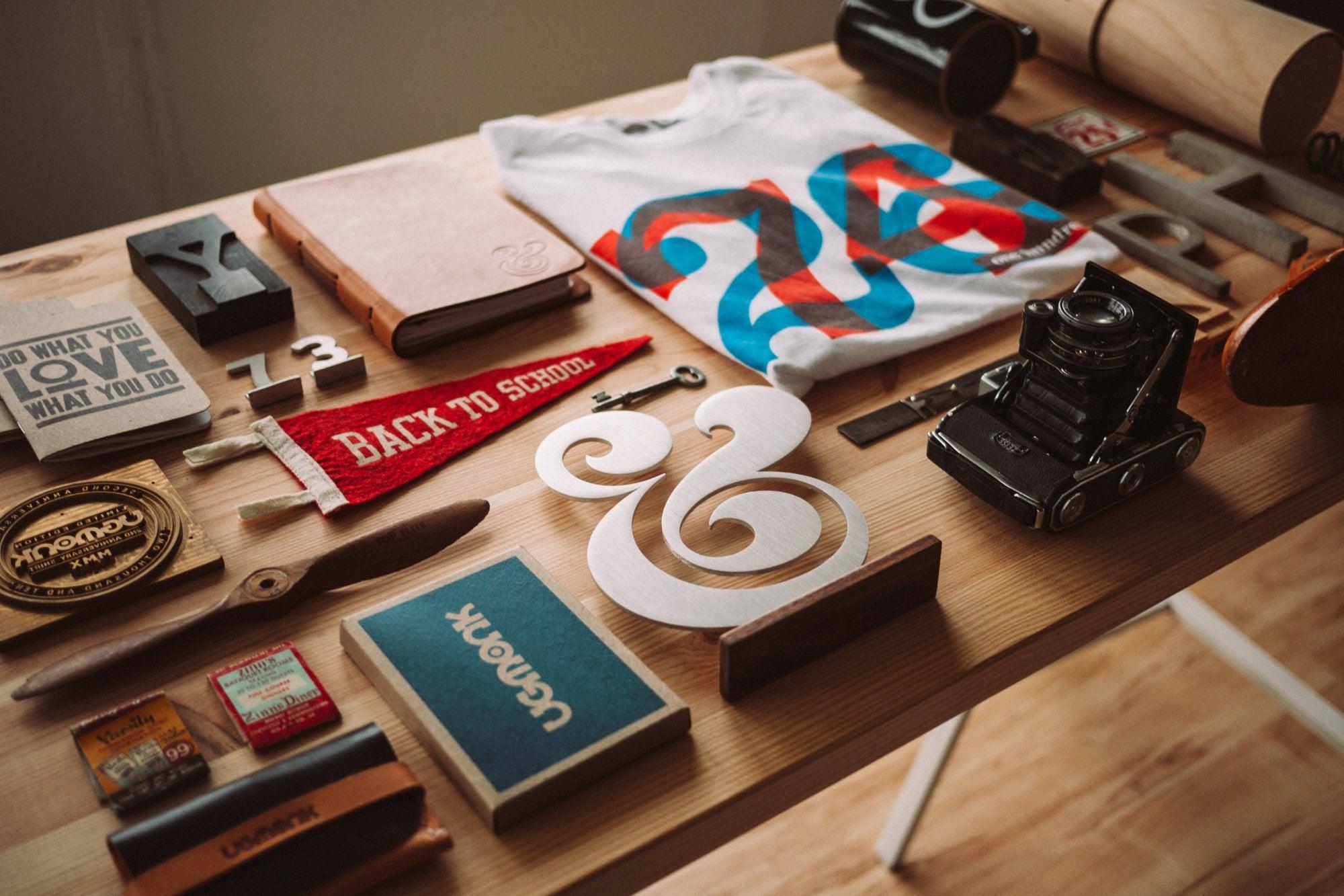 Los 7 errores que cometes al crear tu marca