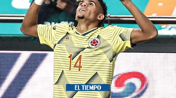 Luis Díaz no estará con la Selección Colombia y lo reemplaza Jhon Córdoba - Fútbol Internacional - Deportes