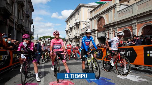 Margio Vegni, director del Giro de Italia, dice que la idea es terminar - Ciclismo - Deportes