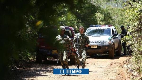 Masacre en Jamundí: Cruenta guerra de grupos armados no ha terminado - Cali - Colombia