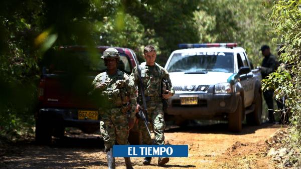 Masacre en Jamundí: Identifican a cuatro hombres asesinados en zona rural - Cali - Colombia
