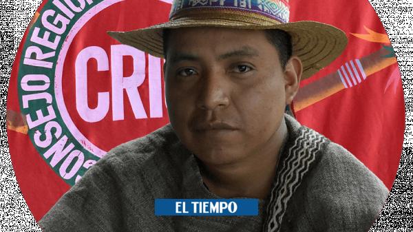 Minga indígena: entrevista con Hermes Pete, consejero mayor del Consejo Regional Indígena - Política