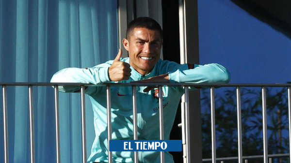 Ministro de Deportes de Italia acusa a Cristiano Ronaldo de violar protocolo - Fútbol Internacional - Deportes