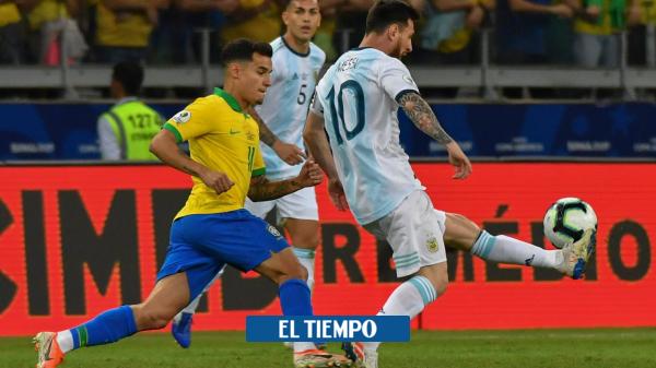 Mundial Catar 2022: las figuras sudamericanas en las eliminatorias - Fútbol Internacional - Deportes