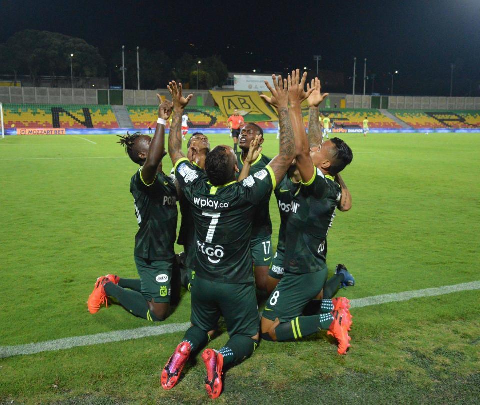 Nacional vence a Bucaramanga 1-2 en la fecha 12 de la Liga - Fútbol Colombiano - Deportes