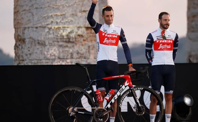 Nibali, Thomas, Fuglsang y Kruijswijk, los veteranos que buscarán la gloria del Giro de Italia