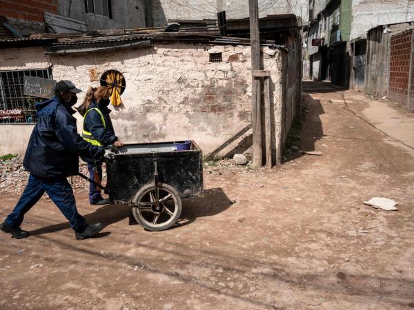Noticias coronavirus   Sube la pobreza en Argentina   Internacional