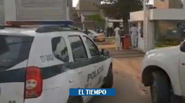 Noticias del Valle del Cauca: Fiesta en motel de Yumbo acabó en una balacera que dejó dos heridos - Cali - Colombia