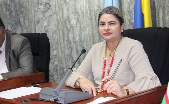 """""""Ojalá el Concejo de Cali tuviera presupuesto para seguir en virtualidad"""": Audry Toro"""