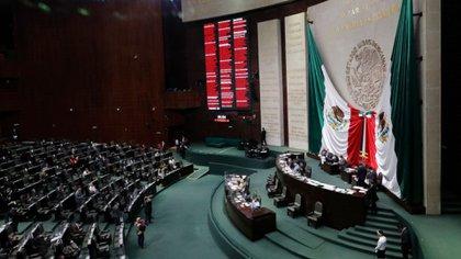 La próxima sesión será el martes 6 de octubre de 2020 (Foto: Cortesía Cámara de Diputados)