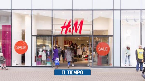 Por qué el cierre global de tiendas de H&M no afecta a Colombia - Empresas - Economía