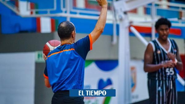 Por sospecha de positivo de covid-19 en Sabios suspenden partido del baloncesto colombiano - Otros Deportes - Deportes