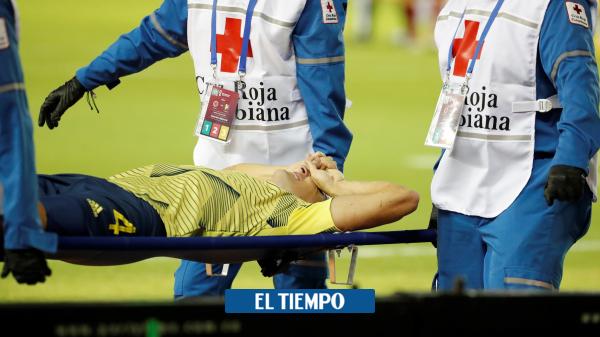 Primer diagnóstico extraoficial sobre la lesión de Santiago Arias con Colombia - Fútbol Internacional - Deportes