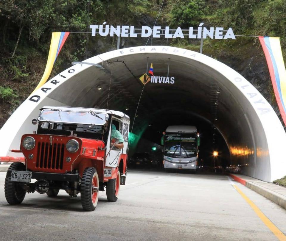 Proyecto férreo para hacer un segundo túnel en La Línea - Sectores - Economía