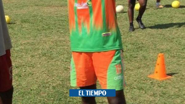'Quiero olvidar el accidente y jugar fútbol en memoria de mis 4 amigos - Cali - Colombia