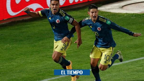 Radamel Falcao García: análisis y estadísticas con la Selección Colombia - Fútbol Internacional - Deportes