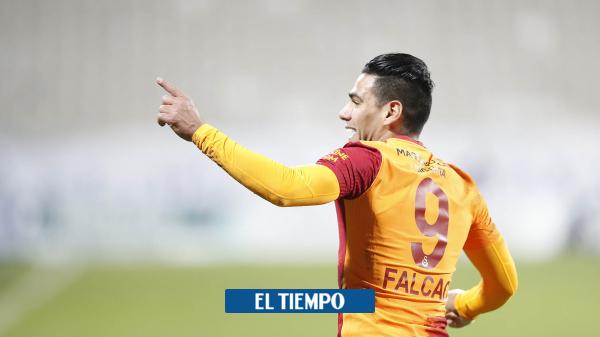 Radamel Falcao García habla de su deuda con el Galatasaray - Fútbol Internacional - Deportes