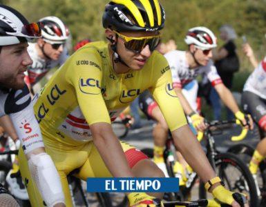 Recorrido del Tour de Francia 2021 se conocerá el domingo primero de noviembre - Ciclismo - Deportes