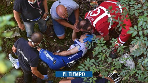 Remco Evenepoel no correrá la Vuelta a España 2020 - Ciclismo - Deportes