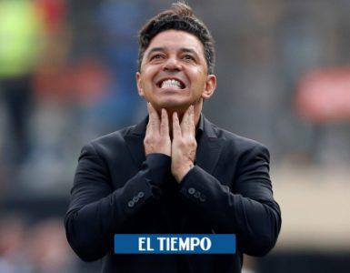 River Plate: Marcelo Gallardo aislado por contacto por alguien con covid-19 - Fútbol Internacional - Deportes
