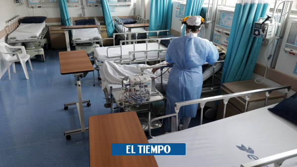 Salud: Red hospitalaria después del coronavirus en Colombia - Datos
