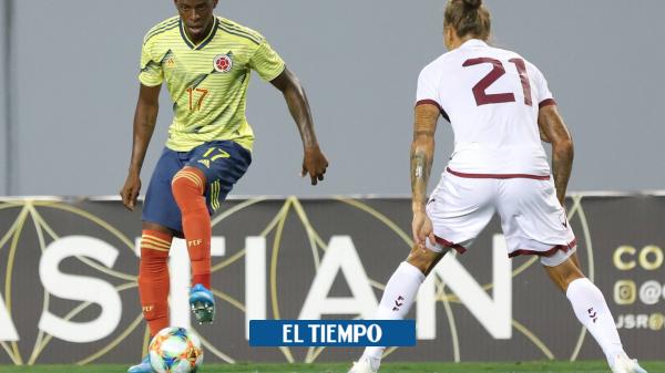 Samolón Rondón no jugará con Venezuela contra Colombia en la eliminatoria - Fútbol Internacional - Deportes