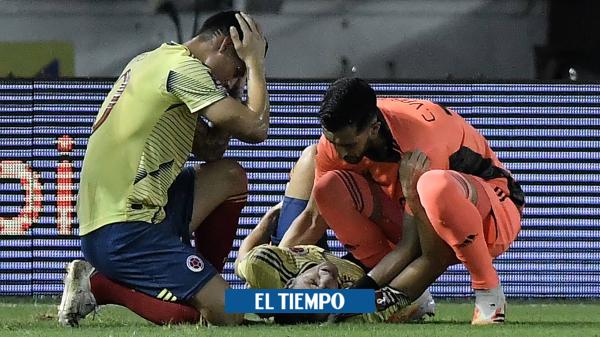 Santiago Arias Selección Colombia y el parte médico: fractura de peroné - Fútbol Internacional - Deportes