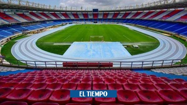 Selección Colombia: Ernesto Lucena rechazó jugar con público en Barranquilla - Fútbol Internacional - Deportes