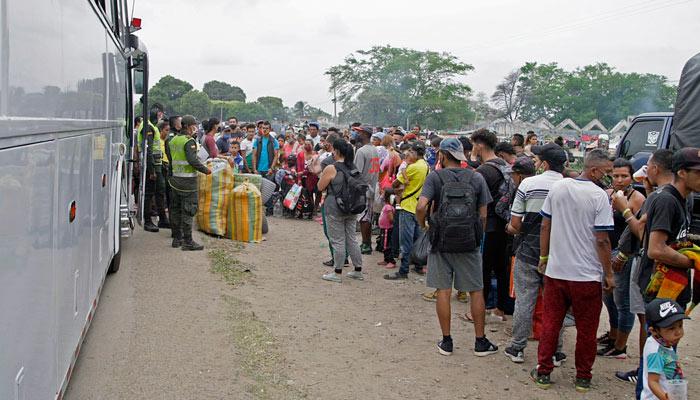Temen por avalancha migratoria ante reapertura de la frontera