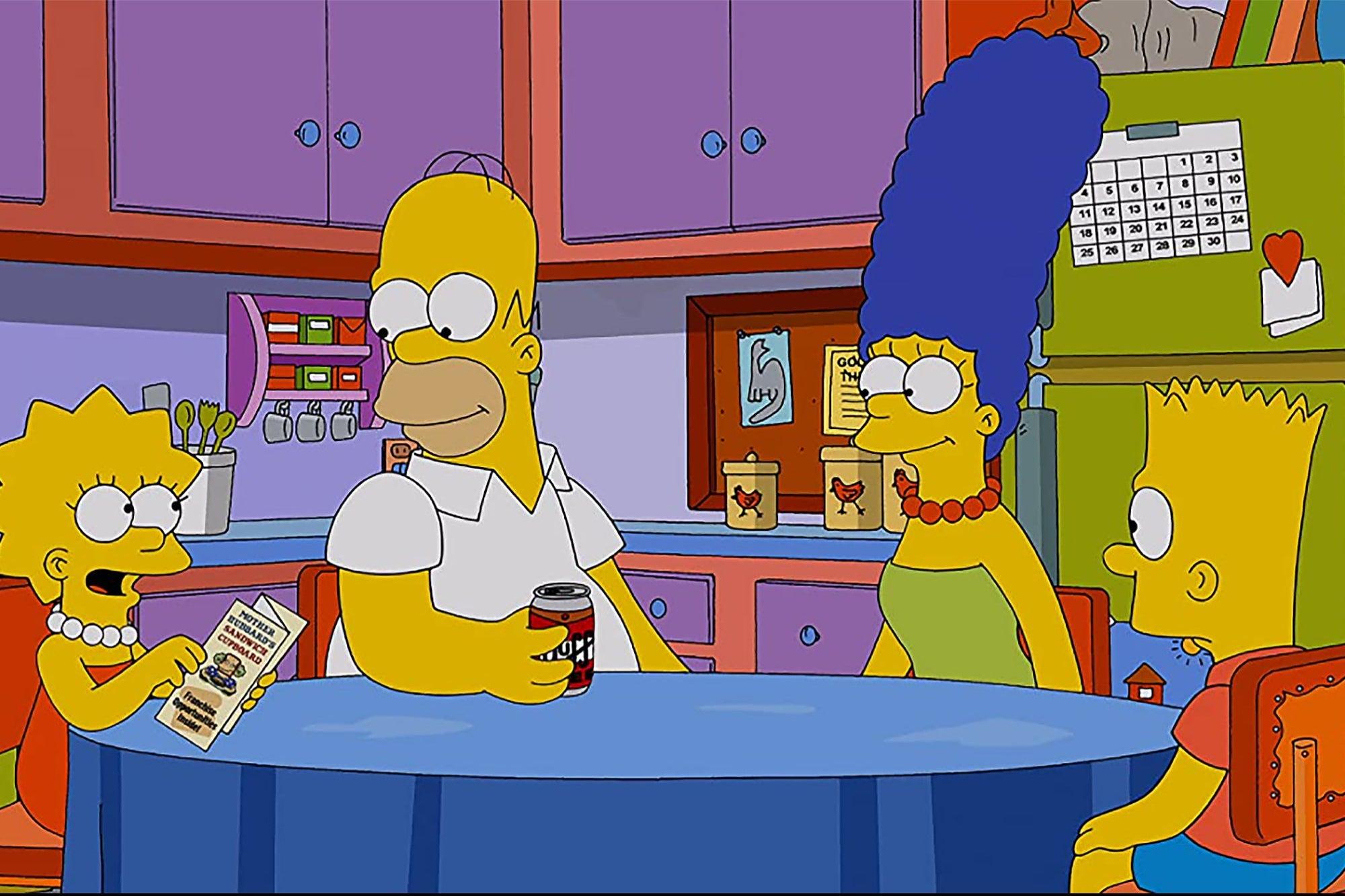 Todo lo que sé sobre nombres de marcas lo aprendí de 'Los Simpson'