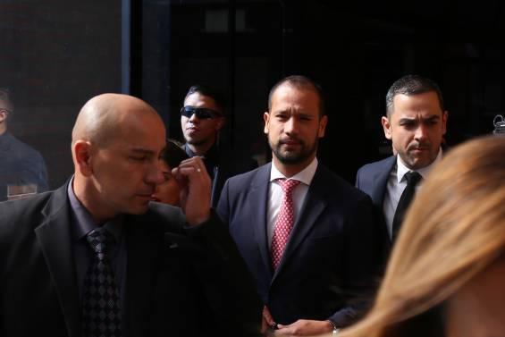 Diego Cadena, abogado del CD investigado por corrupción