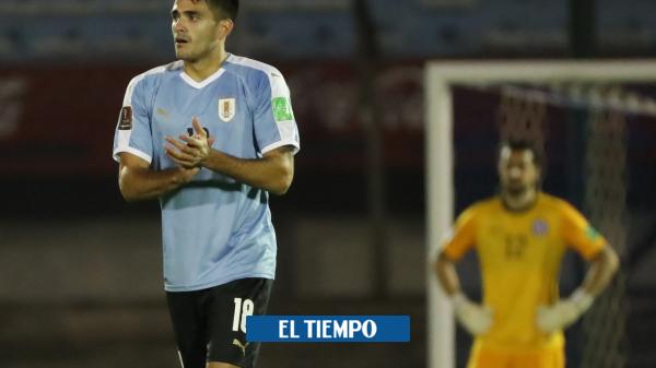 Uruguay 2-1 CHile: resultado, crónica y estadística fecha 1 eliminatorias - Fútbol Internacional - Deportes