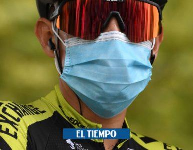 Vuelta a España: Dan martin ganador etapa 3, Esteban Chaves cedió tiempo - Ciclismo - Deportes