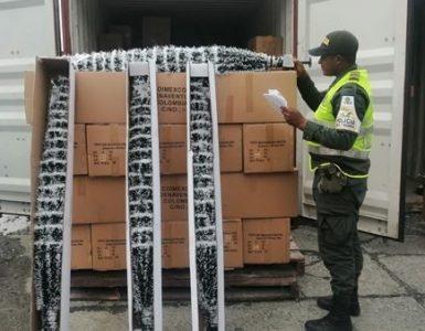 Cerca de mil arbolitos de navidad fueron incautados en Buenaventura