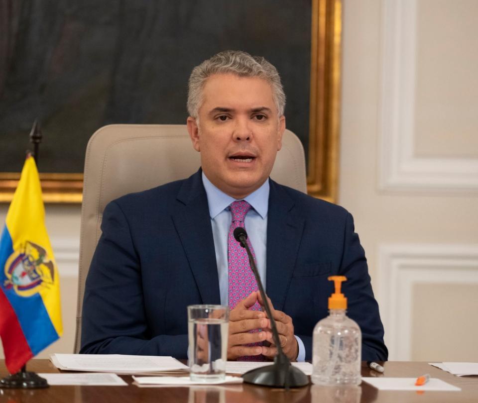 duras observaciones del presidente Duque a la JEP - Proceso de Paz - Política