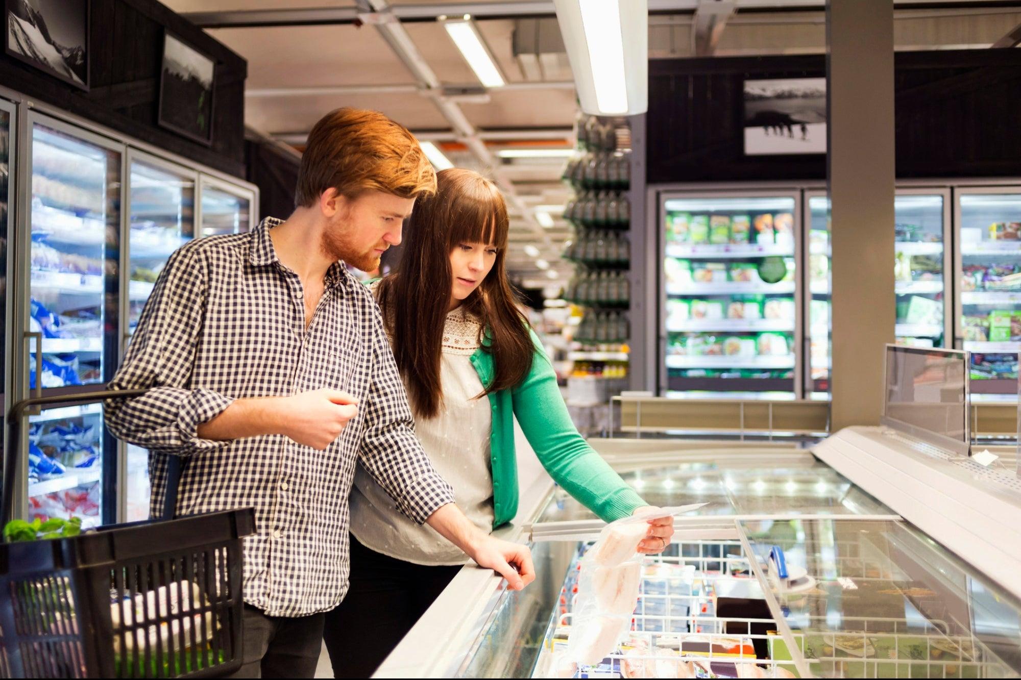 Con base en plantas: el pasillo de alimentos congelados se está volviendo vegano, orgánico y nutritivo