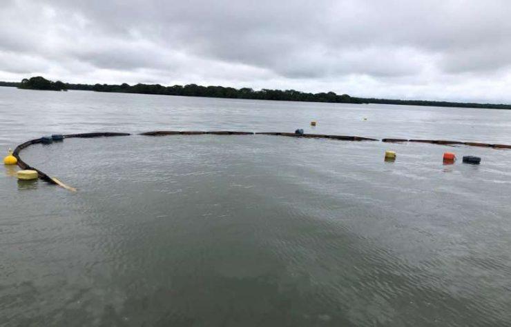 DIMAR y autoridades de Buenaventura unen capacidades para atender emergencia en el Estero San Antonio