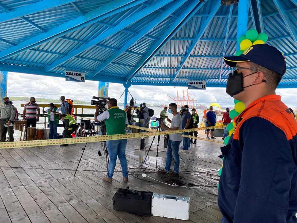 Se realizó primer piloto de reapertura de las playas de Buenaventura | Noticias de Buenaventura, Colombia y el Mundo