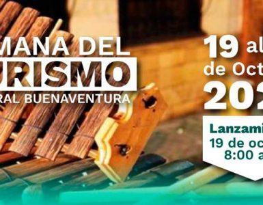 Del 19 al 22 de octubre se celebra la semana del turismo cultural para Buenaventura