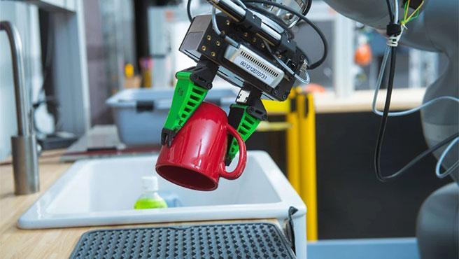Los robots aprenden de los humanos en entornos domésticos