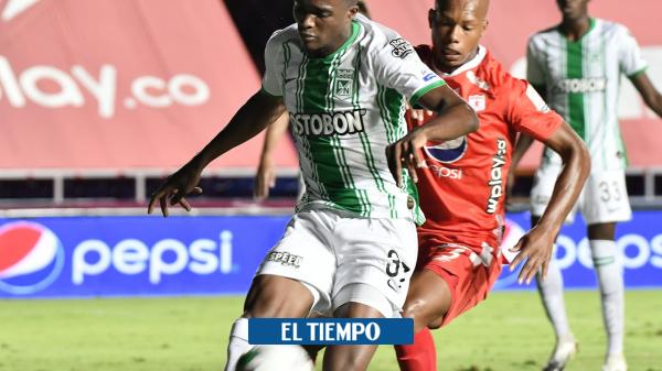 América vs Nacional: VAR videos de las polémicas jugadas en la Liga BetPlay - Fútbol Colombiano - Deportes