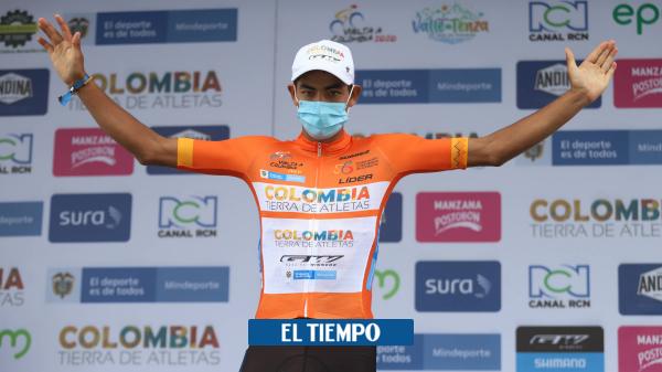 Análisis: Diego Camargo es esperanza para el futuro de la Vuelta a Colombia - Ciclismo - Deportes