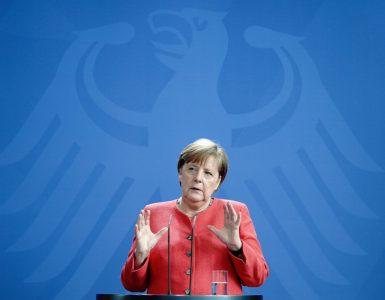 Angela Merkel, preocupada por el difícil acceso a la vacuna del Covid