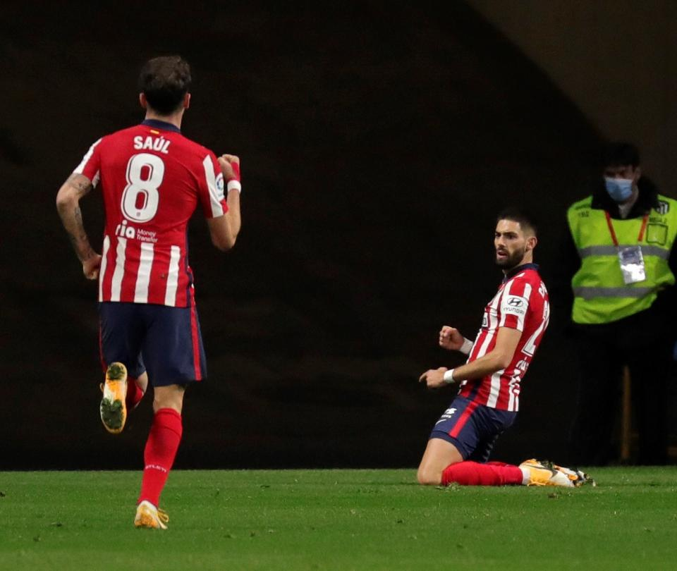 Atlético de Madrid 1-0 Barcelona: crónica y estadísticas LaLiga - Fútbol Internacional - Deportes
