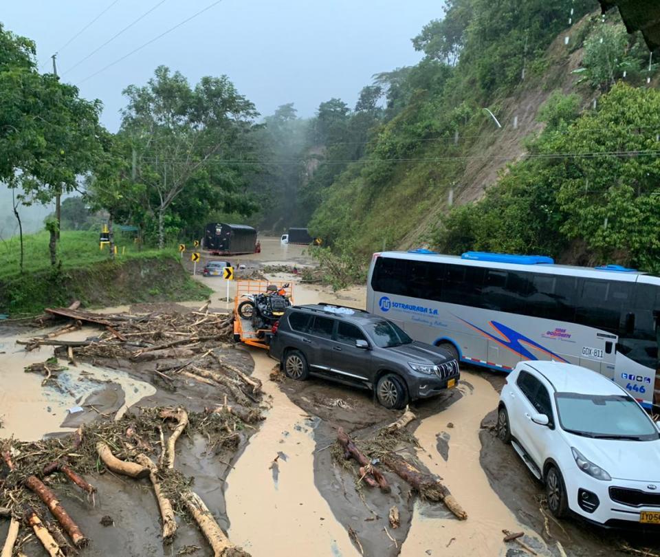 Avalancha en Antioquia deja al menos tres muertos y 12 desaparecidos | Economía