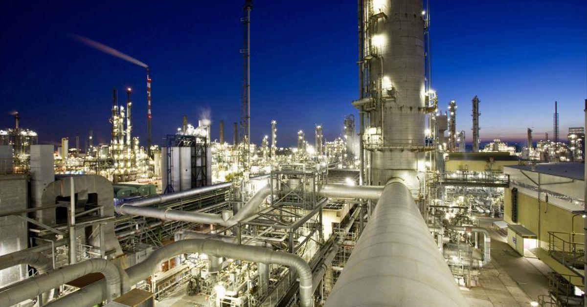 BASF instala la primera red privada de tecnología 5G en la industria química española