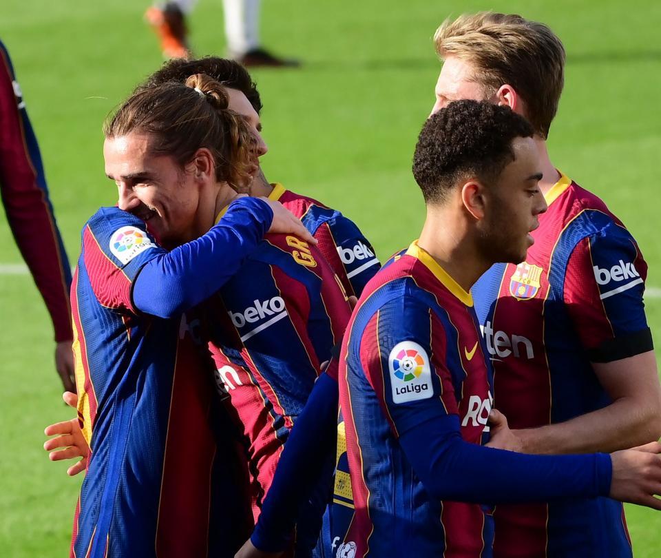 Barcelona 4-0 Osasuna: crónica y estadísticas del homenaje a Maradona - Fútbol Internacional - Deportes