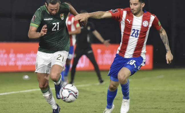 Bolivia le arrancó un empate a Paraguay y la complicó en la Eliminatoria